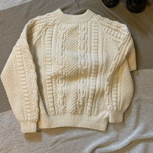 Homemade sweater